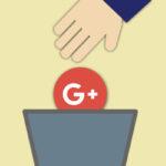 """Google+ """"idzie do kosza""""."""